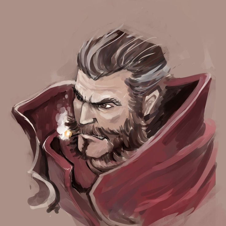 League of Legends Graves by WindHydra on DeviantArt