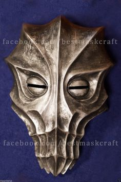 Inspired Dukaan Zahkriisos Skyrim Dragon Priest Mask Cosplay Fan Art | eBay