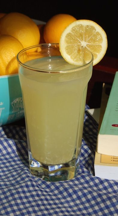 Perfect lemonade | Recipes-Drinks | Pinterest