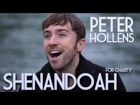 Shenandoah - Peter Hollens (A cappella) - Proceeds Benefit Cerebral Palsy. I've always loved this song.
