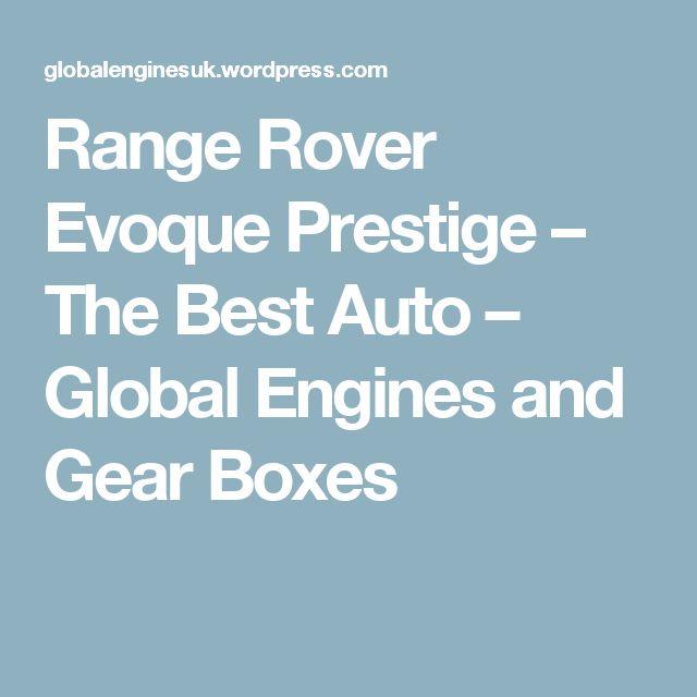 25 best ideas about range rover evoque on pinterest for Configurateur range rover evoque
