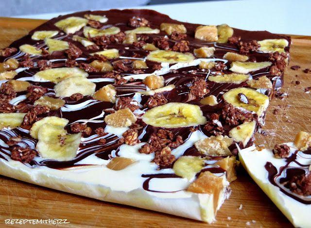 Bananen - Toffee - Schokolade