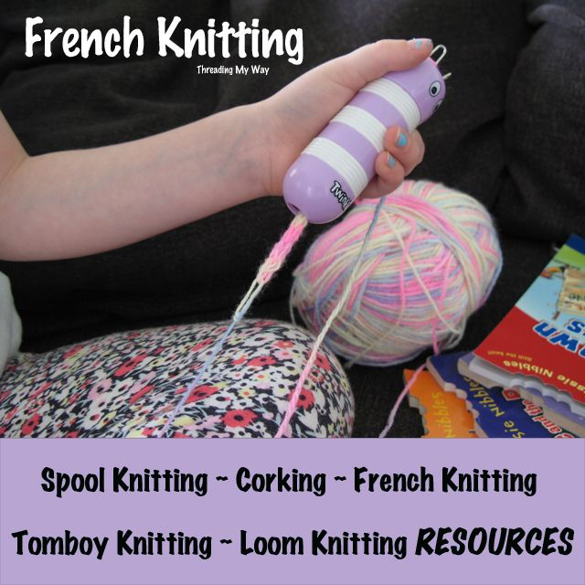 French Knitting Tutorial : Best images about knitting on pinterest free pattern