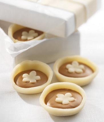 Sweet Paul's Flourless Marzipan & Nougat Cups