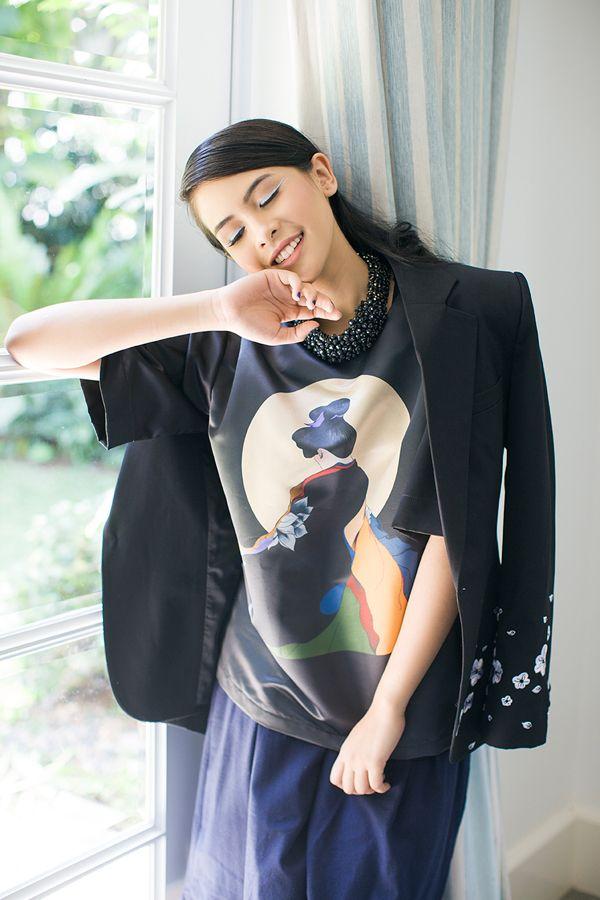 Fimela Who's Who 2014: The Renaissance Girl, Maudy Ayunda