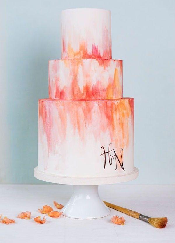 torta acquerello