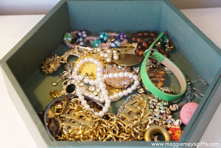 Finally, Something To Do With All Your Old Jewelry