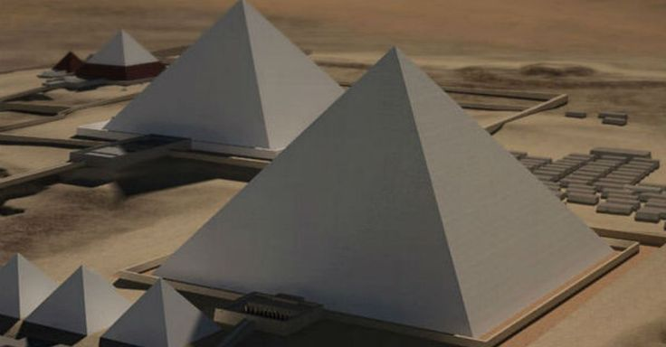 If you've ever dreamed of visiting the Great Pyramids of Giza, you can hold off on purchasing the plane ticket. An online experience now brings Giza to you, transporting you acr...