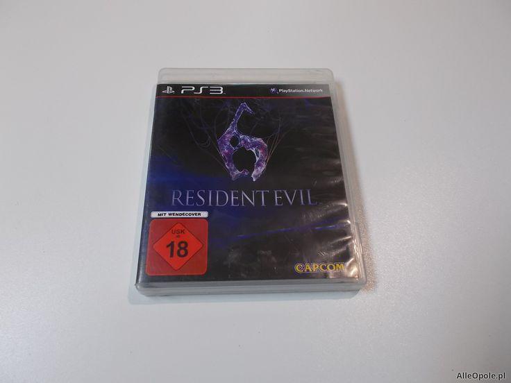 "Resident Evil 6 - GRA Ps3 - Sklep ""ALFA"" Opole 389 - AlleOpole.pl (Opole)"