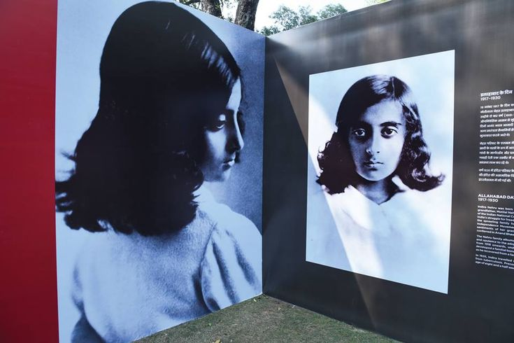"""Visit the ongoing photo exhibition """"Indira: A Life of Courage"""" at 1, Safdarjung Road, Delhi to know about the fearless leader's journey!"""