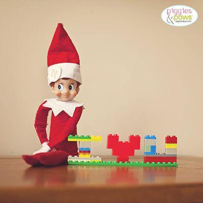 Lego message!
