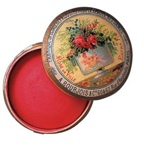 The original Bourjois blusher, as bought in the 1970s...