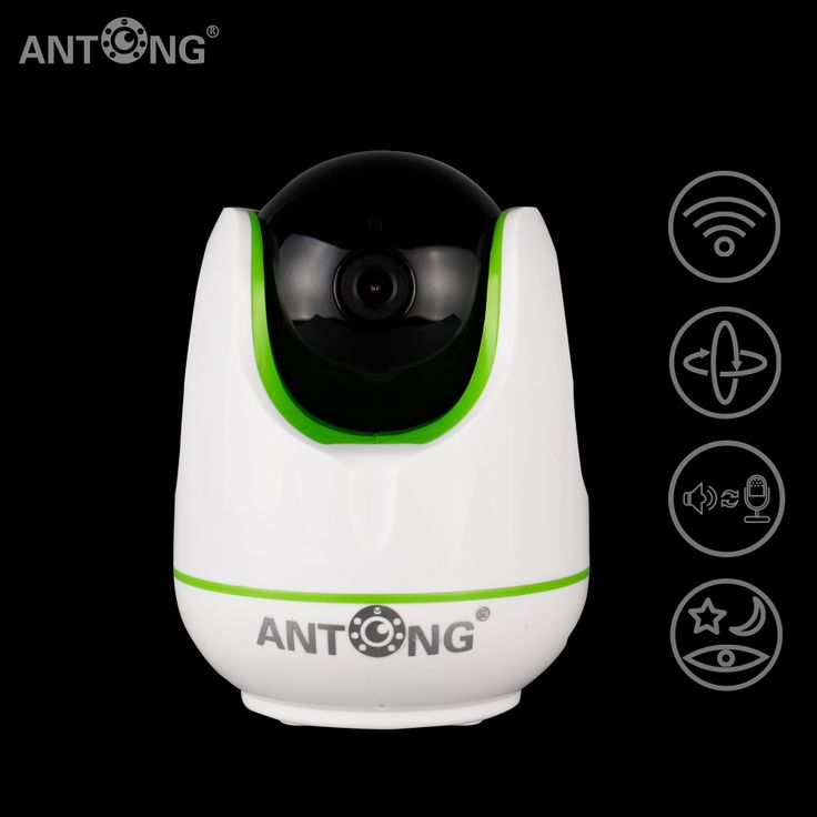 ==> [Free Shipping] Buy Best ANTONG IP Camera Pan Tilt Home Surveillance Camera CCTV Video Monitor Wifi Wireless Night Camera Radio Nanny Microphone Speaker Online with LOWEST Price | 32822807908