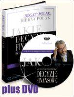 [Edycja DVD] Jakie decyzje finansowe podejmują bogaci i dlaczego biedni robią błędy, działając inaczej