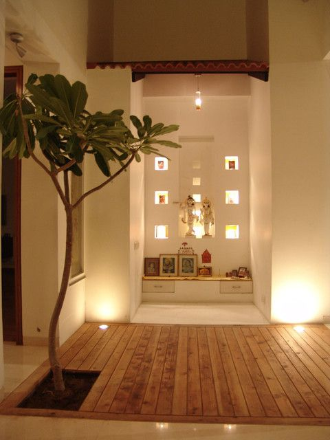 Traditional & Modern Pooja Room Designs Incorporated in Indian Homes | kwikdeko
