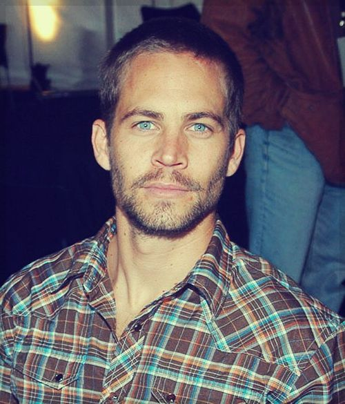 Paul Walker: he will always be one of the most attractive men ever