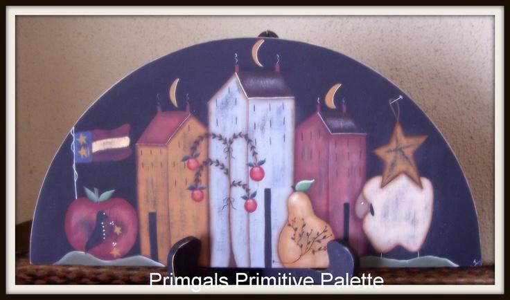 Primgals Primitive Palette