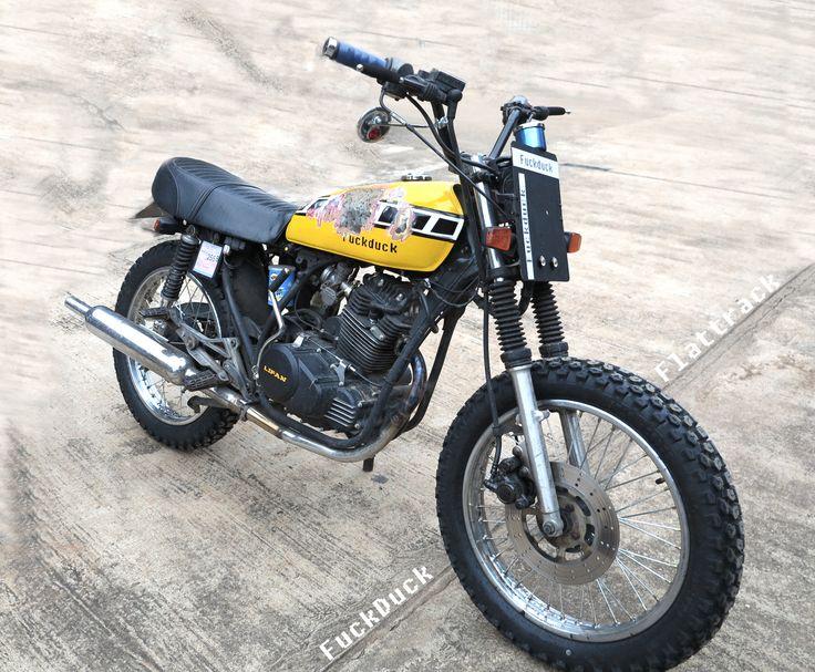 Truck E Honda 125 Dirt Bike