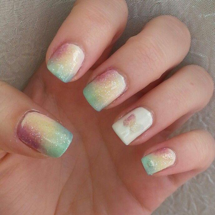 #nails #nailart #beauty #colours