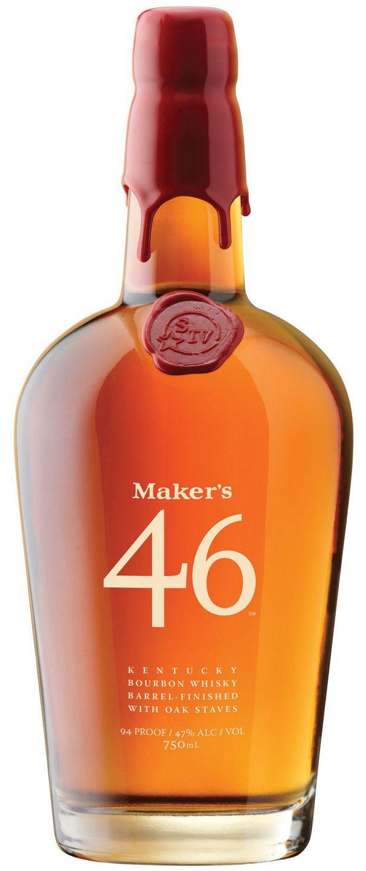 "Maker's 46 - Drink of the Week www.LiquorList.com ""The Marketplace for Adults with Taste!"" @LiquorListcom   #LiquorList.com"