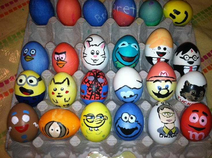 Egg Character Design Ideas : Best images about easter egg painting on pinterest