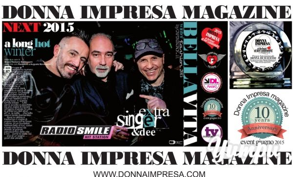"""DONNA IMPRESA MAGAZINE by BELLA VITA NEXT 2015 - Magazine with 1 pages: """"Di Magazine"""" the only national magazine for women manager: a cosmopolitan public with a high purchasing power. http://www.captainjack.it http://www.donnaimpresa.com   Mission We imagined a woman's magazine that would improve women's identity, guaranteeing visibility and prestige to them. It is an all-accomplished and glamorous magazine whose particular aim is to take a deeper dive into professional issues, catching  the…"""