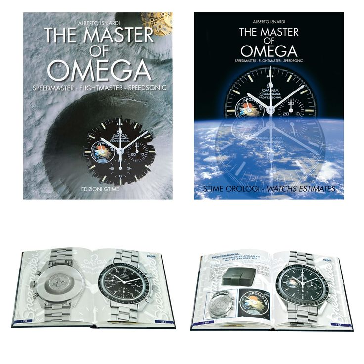Speedmaster - Flighmaster - Speedsonic  All watches are illustrated in a large format with technical details, bracelet references and all quotations of the Master of Omega http://www.mondanionline.com/the_master_of_omega-9.php