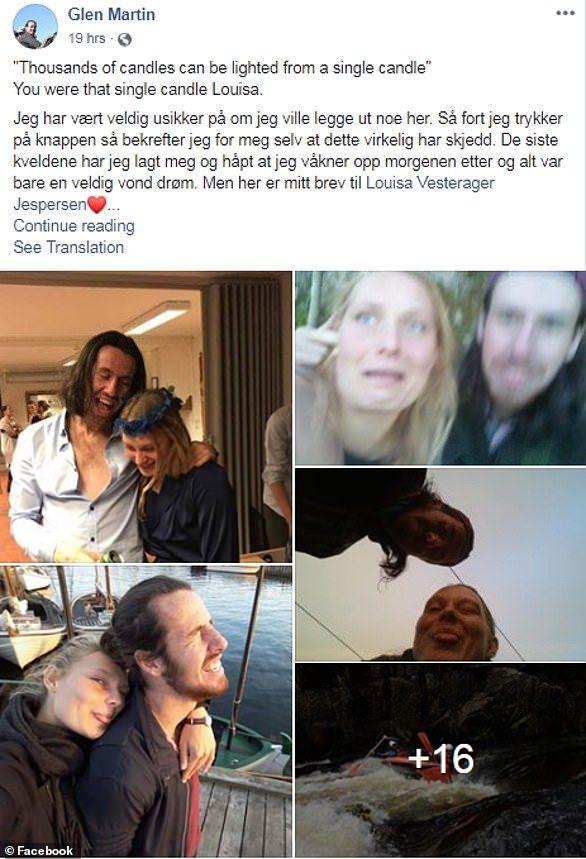 ISIS terrorists' called murdered Scandinavians the 'enemies