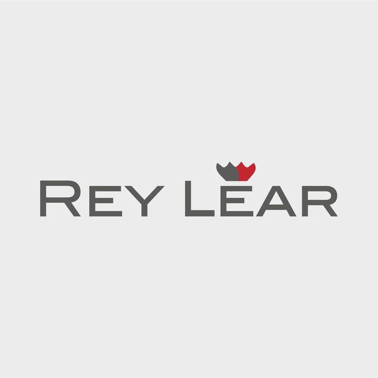 Diseño y Registro de Logo para Rey Lear ®. Marca de tienda de Indumentaria Masculina para el hombre moderno y con estilo (2013) Castelar - Buenos Aires