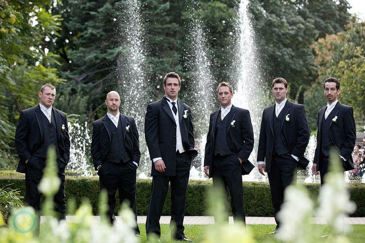 19-Groomsmen at Casa-Loma-Wedding
