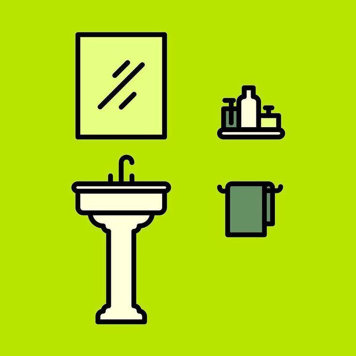 Y más pictogramas para un proyecto que está quedando estupendo! . And more pictograms for a project that starts looking fantastic! . #aseo #baño #toilet #bathroom #icons #pictogram #pictograph #graphicdesign #designlogo #ilustree #logoplace #logoinspirations #designspiration #pirategraphic #visualidentity #TypeTopiaLogoLove #VisForVector #iconaday #logomk