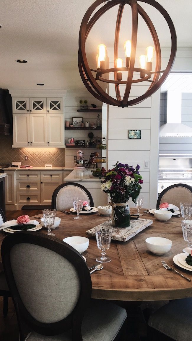 Modern Farmhouse Style Home Tour – Street of Dreams – My Blog