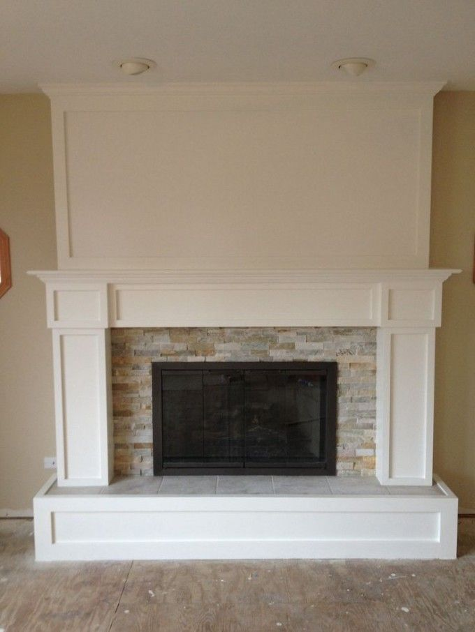 17 Best Ideas About Fireplace Makeovers On Pinterest Fireplace Update Brick Fireplace