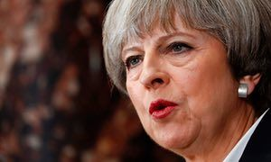 London attack: Theresa May hits back at criticism over police numbers  PM says capital's police are 'well-resourced', funding increased for armed officers and counter-terrorism budgets protected