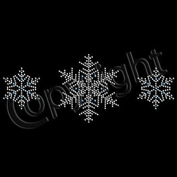 Snowflake Rhinestone - Pro World