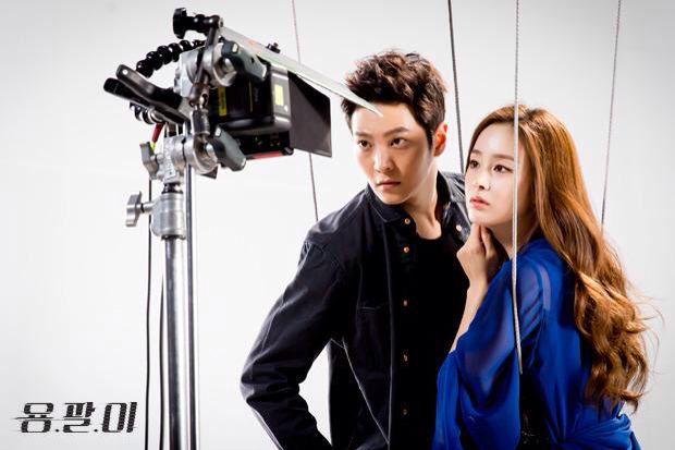 Yong Pal - Joo Won & Kim Tae Hee