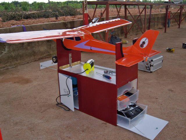 bricolaje y aeromodelismo de Pepe Boscá: Aeromodelismo: Caja de vuelo