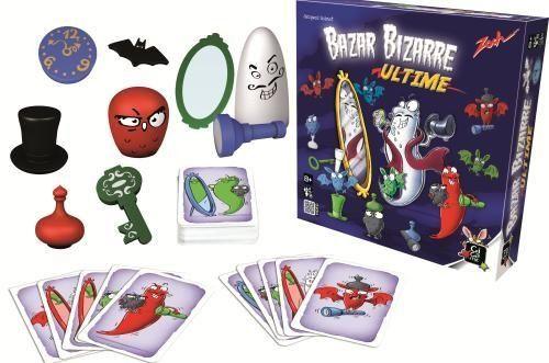 Gigamic - Bazar Bizarre Ultime: Amazon.fr: Jeux et Jouets