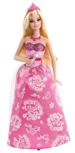 Barbie The Princess and The Popstar Tori Doll for $6