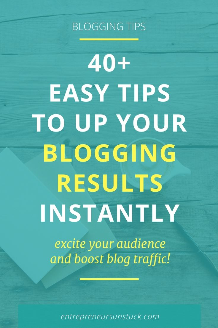Want to grow your audience and boost your blog traffic but don't know where to start? Take these easy to follow tactics that successful bloggers and entrepreneurs have proven to work.
