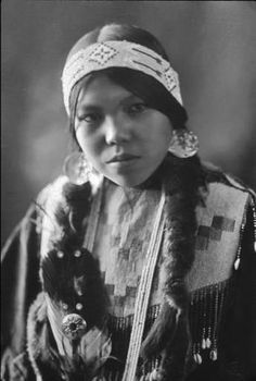 Coeur d'Alene - Native American Indian - Old Photos