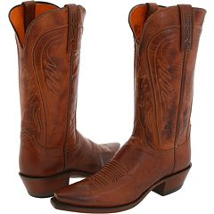 Lucchese boots, handmade in El Paso, TX