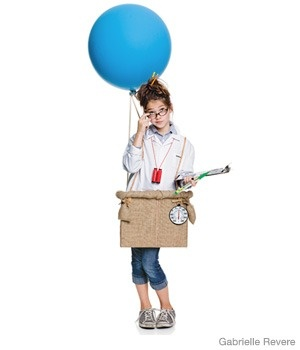 weather gal costume - Meteorologist Halloween Costume
