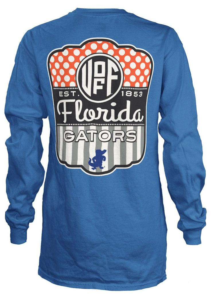 University of Florida Gators Long Sleeved T-Shirt #UF #GoGators #beallsflorida