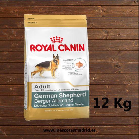 Royal Canin Pastor Aleman Adulto. Excelente pienso a un precio economico.