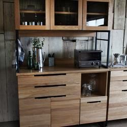 スプレム キッチンボード 800 splem kitchen board 800(17050) - ア.デペシュのキッチン収納 | おしゃれ家具、インテリア通販のリグナ