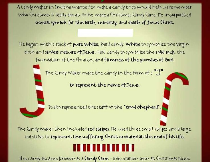 Neighbor Gift #4 The Legend of the Candy Cane! Attach the tag to a box of candy canes! Here's the PDF: Legend of the Candy Cane Packet PDF ...