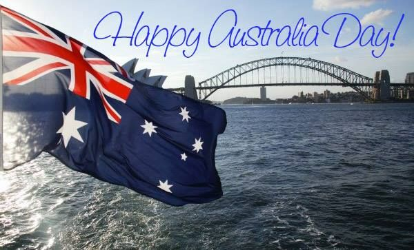 Enjoy the long weekend Australia! Happy Australia Day! #Australia #AustraliaDay