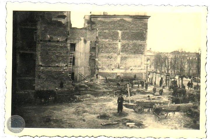 plac Józefa Czechowicza 1940?