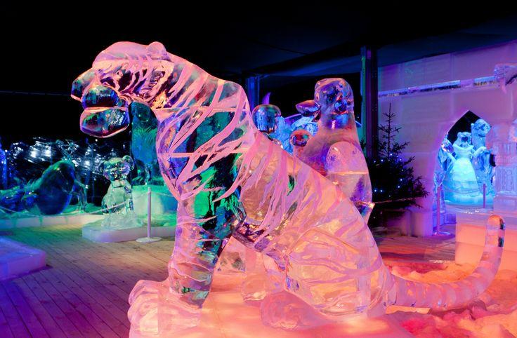 sculptures de glace 2